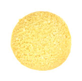 Biscotto di zucchero rotondo Fotografia Stock