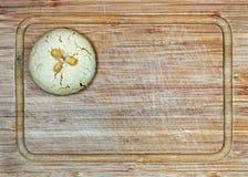 Biscotto fresco casalingo di tahini Immagine Stock Libera da Diritti