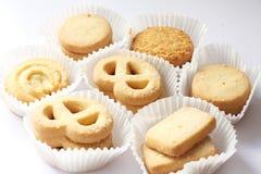 Biscotto o biscotto fotografie stock