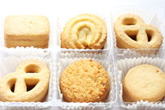 Biscotto o biscotto immagine stock libera da diritti
