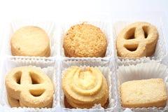 Biscotto o biscotto fotografie stock libere da diritti