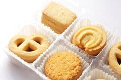 Biscotto o biscotto immagine stock