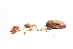Biscotto vicino su con morse Fotografia Stock
