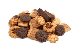 Biscuit Royalty Free Stock Photo