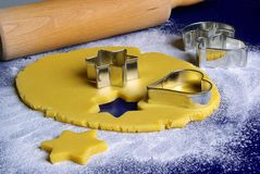 Biscuit 30 image libre de droits