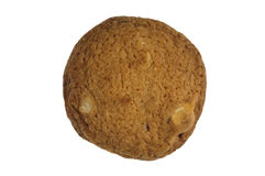 Biscuit almond, hazelnut Royalty Free Stock Images