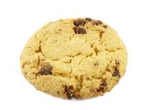 Biscuit avec du chocolat Images libres de droits