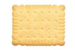 Biscuit avec le chemin de découpage Photos stock