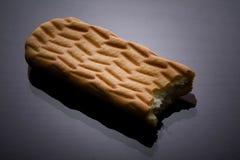 Biscuit avec le dégagement photo stock