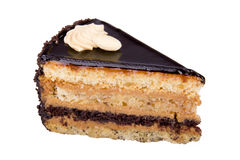 Biscuit cake Royalty Free Stock Images