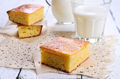 Biscuit cake Royalty Free Stock Image