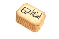 ิBiscuit calories Royalty Free Stock Photo