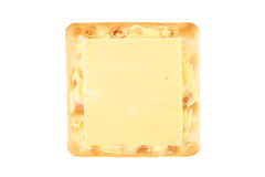 Biscuit with cheese Stock Photography
