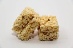 Biscuit chinois de riz Photographie stock libre de droits