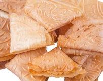 Biscuit chinois III de lettre d'amour Photographie stock libre de droits