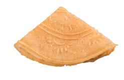 Biscuit chinois VI de lettre d'amour Image libre de droits