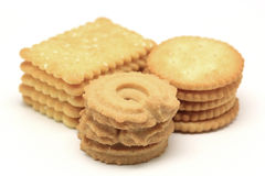 Biscuit and cookie Royalty Free Stock Image