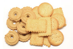 Biscuit and cookie Stock Photography