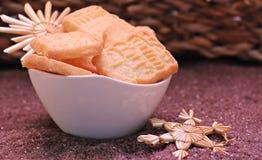 Biscuit, Cookies And Crackers, Flavor, Food Stock Image
