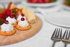 Biscuit cookies Stock Images