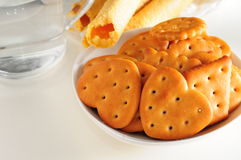 Biscuit & Cracker Stock Photography