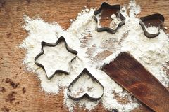Biscuit cutter Stock Image