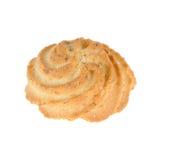 Biscuit d'or Image libre de droits