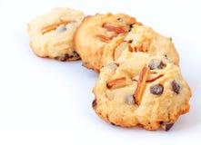 Biscuit d'amande. Image stock