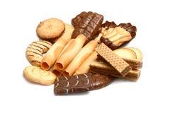 Biscuit de beurre Photo libre de droits