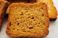 Biscuit de biscotte Photographie stock libre de droits
