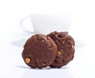 Biscuit de céréale Photo stock
