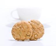 Biscuit de céréale Photographie stock