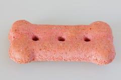 Biscuit de chien images libres de droits