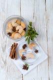 Biscuit de fortune Image libre de droits