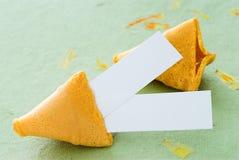 Biscuit de fortune chinois Images libres de droits