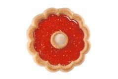 Biscuit de gelée Images libres de droits