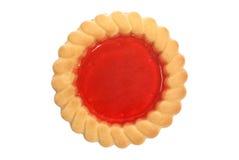 Biscuit de gelée photographie stock libre de droits
