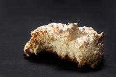Biscuit de noix de coco photographie stock