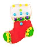 Biscuit de Noël Photographie stock