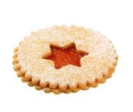 Biscuit de sablé images stock