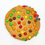 Biscuit de sucrerie Photos stock
