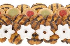 Biscuit différent d'espèce Photos stock