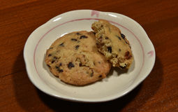 Biscuit fait maison photos libres de droits