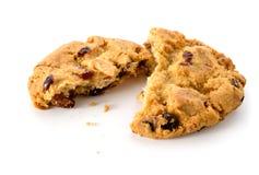 Biscuit fait maison frais photo stock