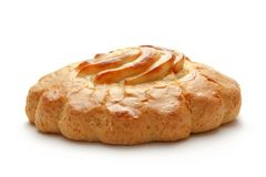 Biscuit with filling Royalty Free Stock Photo