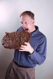 Biscuit géant Image libre de droits
