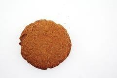 Biscuit instantané de gingembre Image libre de droits