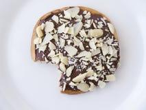 biscuit isolé Image libre de droits