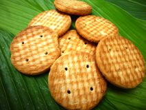 Biscuit Royalty Free Stock Images