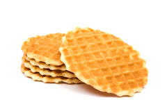 Biscuit isolated Royalty Free Stock Photography
